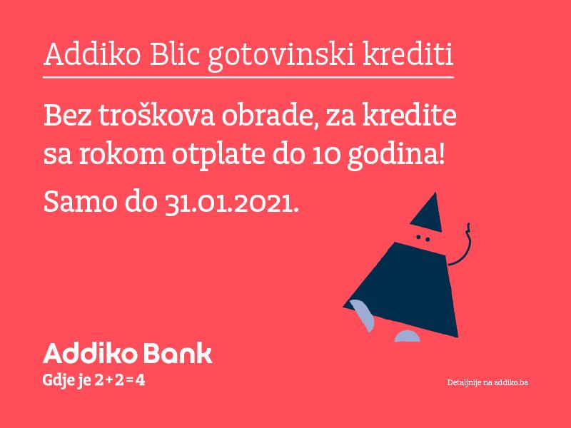 Abbl Posebna Ponuda Kredita Bez Troskova Obrade Do 31012021