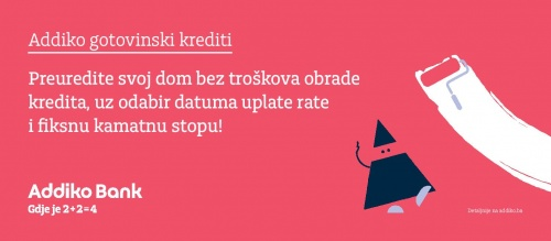 Addiko Bank Prosljetna Kampanja