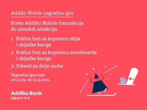 Addiko Mobile Vizual