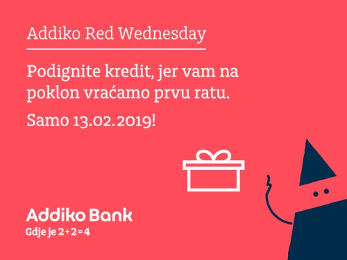 Addiko 201808 14818 Red Wednesday 2 Atm 800x600 Bih