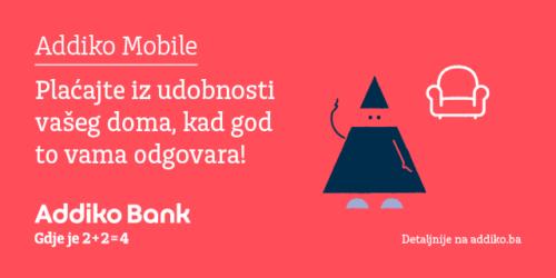 Addiko Mobile