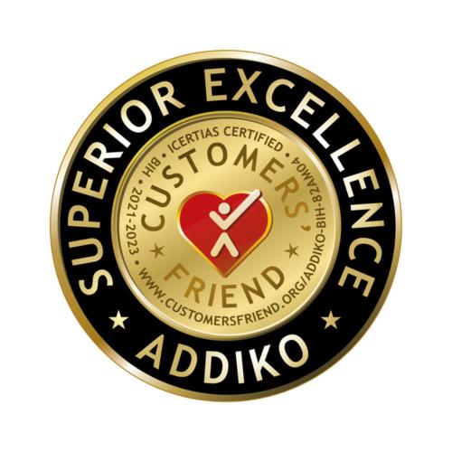 Icf Certified Superior 2021 Addiko Banjaluka