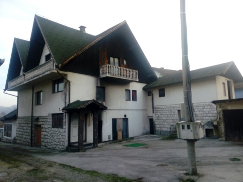 Poslovni objekat – Motel