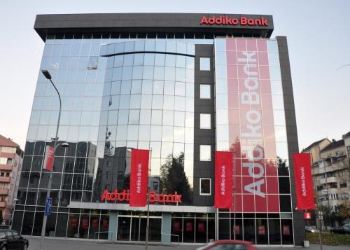 Sjediste Addiko banke u Banjoj Luci