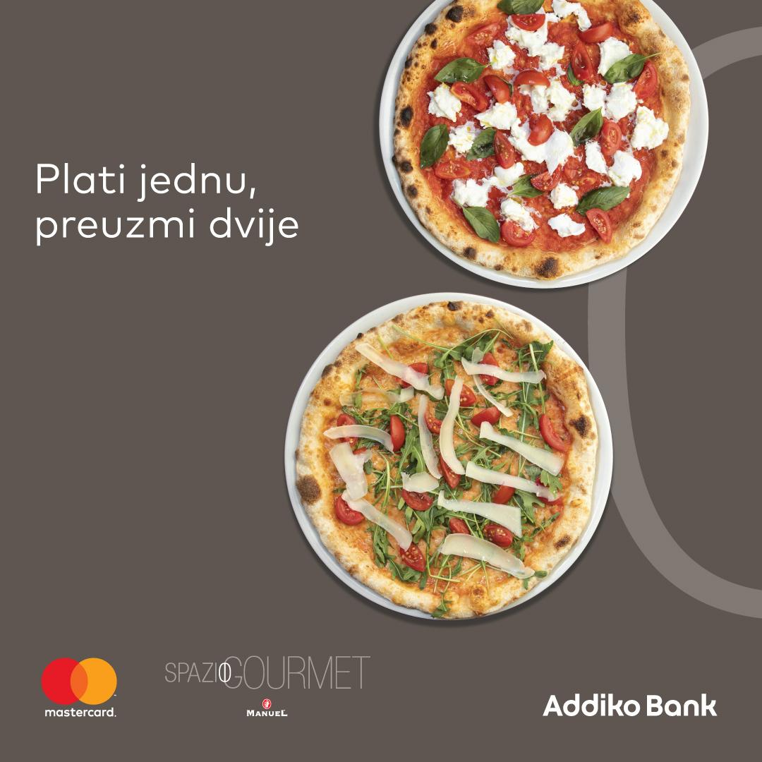 Mastercard Pizza Addiko Fb
